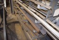 STEEL RACKING 12.5\' X 2.5\' X 6.5\' (CONTENTS NOT INCLUDED)