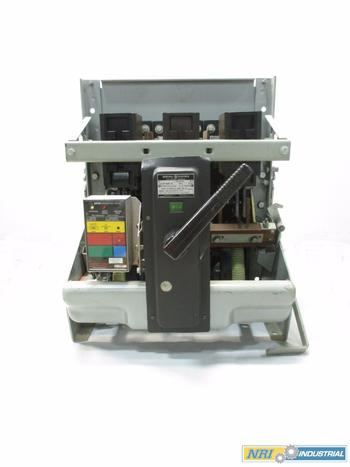 GE AK 1600A LOW VOLTAGE CIRCUIT BREAKER