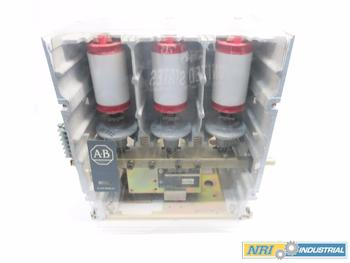 ALLEN BRADLEY 400A 2500-4000V-AC MEDIUM VOLTAGE VACUUM CONTACTOR