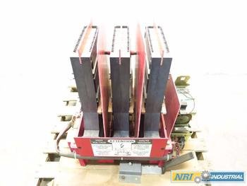 ALLEN BRADLEY 400A 2500-5000V-AC MEDIUM VOLTAGE CONTACTOR