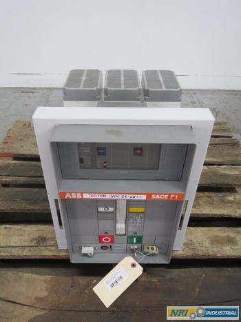 ABB 1250A LOW VOLTAGE CIRCUIT BREAKER