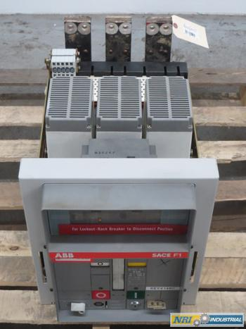 ABB SACE LOW VOLTAGE CIRCUIT BREAKER 1250A
