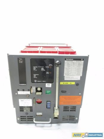 WESTINGHOUSE DSL416 1600A LOW VOLTAGE CIRCUIT BREAKER