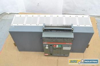 ABB SACE LOW VOLTAGE POWER DISTRIBUTION CIRCUIT BREAKER 4000A