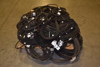 1 PALLET OF ASSORTED GATES BELTS