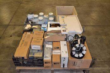 1 PALLET OF ASSORTED LAB EQUIPMENT