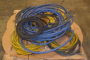1 PALLET OF ASSORTED PNEUMATIC HOSE