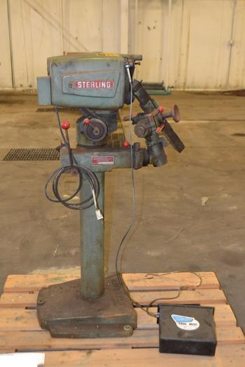 STERLING DRILL GRINDER/SHARPENER