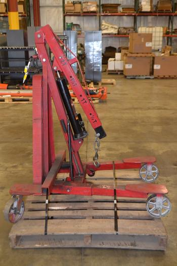 ENGINE HOIST, 2 TON CAPACITY