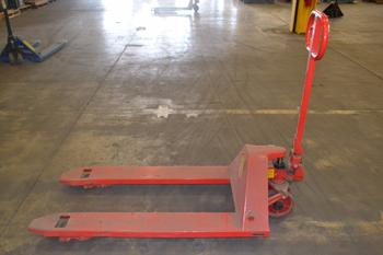 MULTITON M-50 MANUAL PALLET JACK, 5000LB CAPACITY