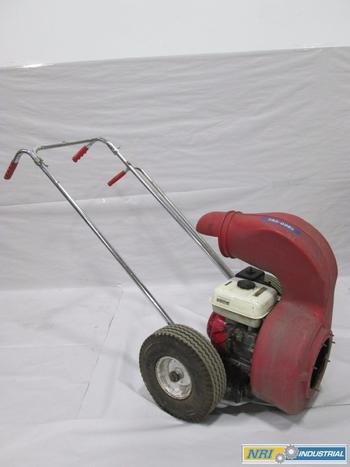 HONDA GX160 GASOLINE POWERED BLOWER, 5.5HP