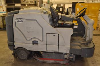 2011 NILFISK ADVANCE CONDOR XL 360.1HRS FLOOR CLEANING MACHINE