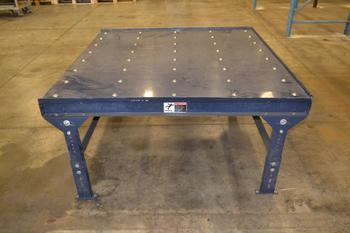 BALL TRANSFER TABLE FOR CONVEYOR BELT