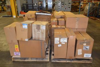 4 PALLETS OF ASSORTED PNEUMATIC FILTERS AND ELEMENTS