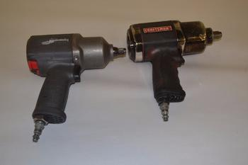 LOT OF 2 PNEUMATIC IMPACT WRENCHES