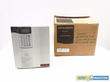 NEW MITSUBISHI A500 10HP 575V AC VFD DRIVE