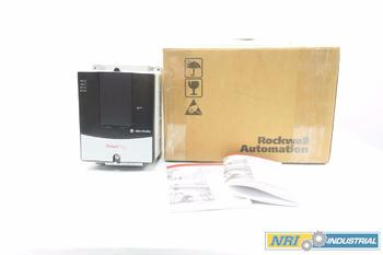 NEW ALLEN BRADLEY POWERFLEX 70 1HP 480V AC VFD DRIVE
