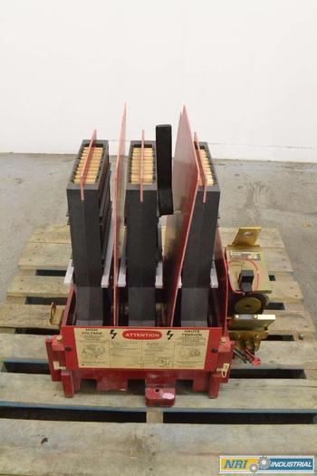 ALLEN BRADLEY 360A 2500-5000V-AC VOLTAGE CONTACTOR