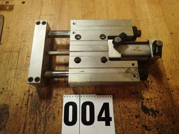 Twin Guide Pneumatic Cylinder