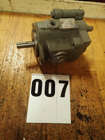 Continental PVA 10-10B30 Hydraulic Motor