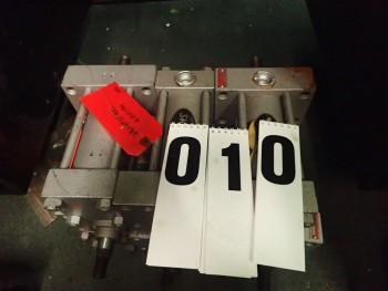 (9) Scheffer Hydraulic Cylinders 2.5\