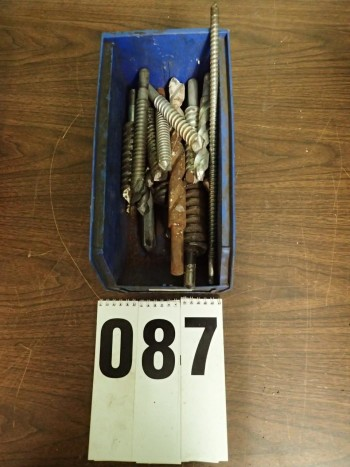 24 Carbide Tipped Drill BIts