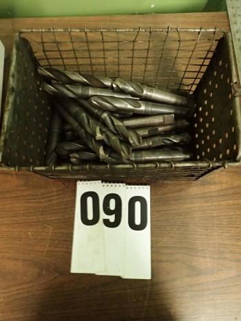 30 Morse Taper #3 Shank Drill Bits