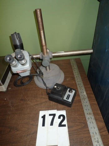 Bausch & Lomb Radial Arm Microscope