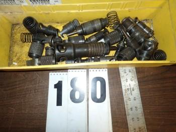 Severance & Zephyr Aircraft Counterbore Cage Parts