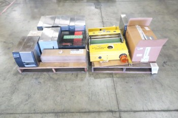 2 PALLETS OF ASSORTED PACKAGING AND LABELING