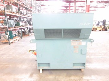 NEW WESTINGHOUSE TECO 2300HP 4000V-AC ELECTRIC MOTOR