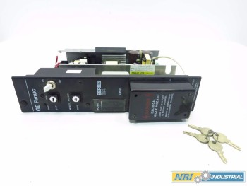 GE FANUC SERIES SIX CPU PROCESSOR/POWER SUPPLY MODULE