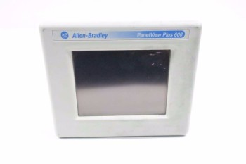 ALLEN BRADLEY PANELVIEW PLUS 600 OPERATOR INTERFACE PANEL