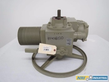 SIEMENS LP1080-4WQ99-ZQ39 AC ELECTRIC MOTOR