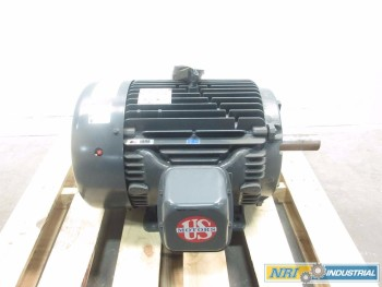 US MOTORS 75HP 460V-AC 1785 RPM 365T AC MOTOR