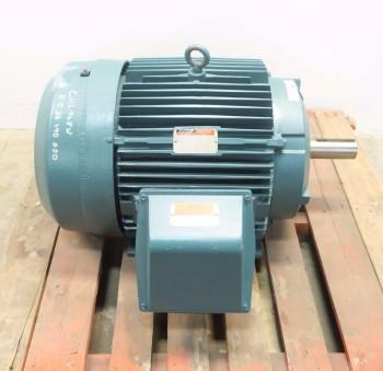 RELIANCE DUTY MASTER E-MASTER 50HP 230/460V-AC 365T AC MOTOR