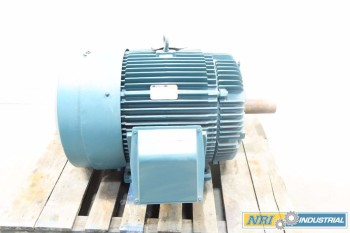 RELIANCE DUTY MASTER XE 75 HP 1780 RPM 405T AC MOTOR