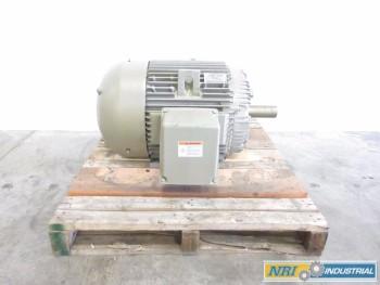 GE 100HP 460V-AC 1785 RPM 405T AC MOTOR