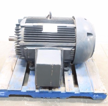 SIEMENS-ALLIS 150HP 460V-AC 3570 RPM 445TS 3PH AC MOTOR
