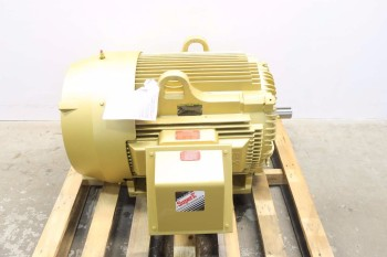 BALDOR SUPER-E 125HP 460V-AC 1785 RPM 444TS 3PH AC MOTOR