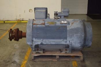 TECO WESTINGHOUSE AEHG-TK001 250 HP 4160V-AC AC MOTOR (BRAMPTON)