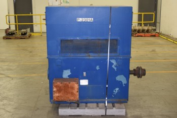 GENERAL ELECTRIC 588S 350HP 4000V-AC INDUCTION MOTOR (BRAMPTON)