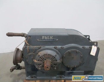 FALK 20901-B ENCLOSED GEAR DRIVE 3.650:1 GEAR REDUCER