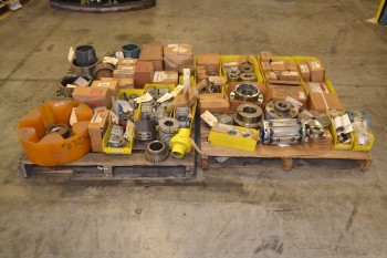2 PALLETS OF ASSORTED COUPLINGS