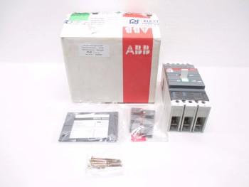 ABB SACE ISOMAX S4N 3P 250A 690V-AC CIRCUIT BREAKER