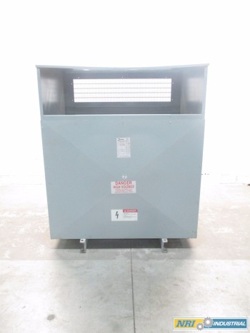 HAMMOND 330KVA 3PH 2400V TO 460V TRANSFORMER