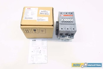 ABB 240V-AC 100HP 110A AC CONTACTOR
