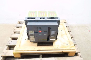 SQUARE D NW16H1 MASTERPACT 1600A CIRCUIT BREAKER