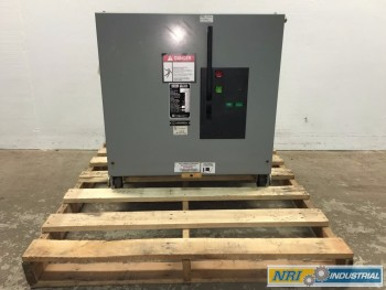 SQUARE D VR 1200A 4.76KV-AC VACUUM CIRCUIT BREAKER