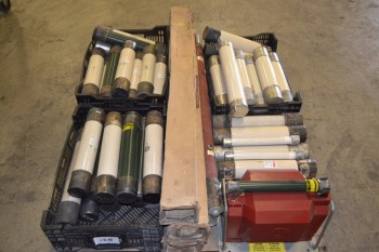 1 PALLET OF ASSORTED FUSES